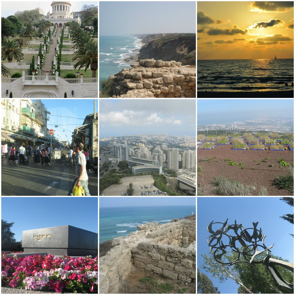 Israel-Collage