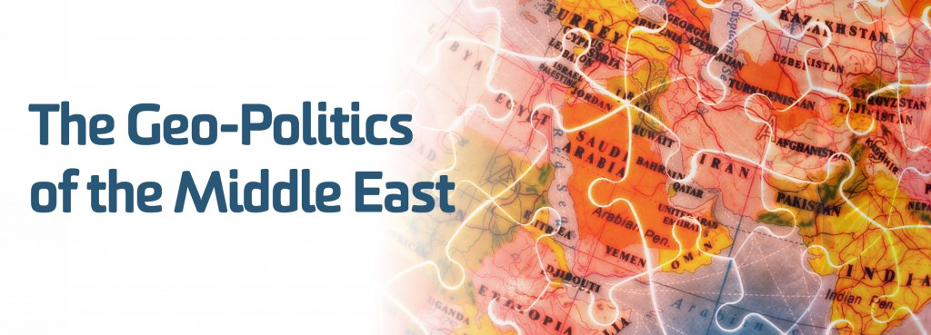 Geo Politics of the Middle East