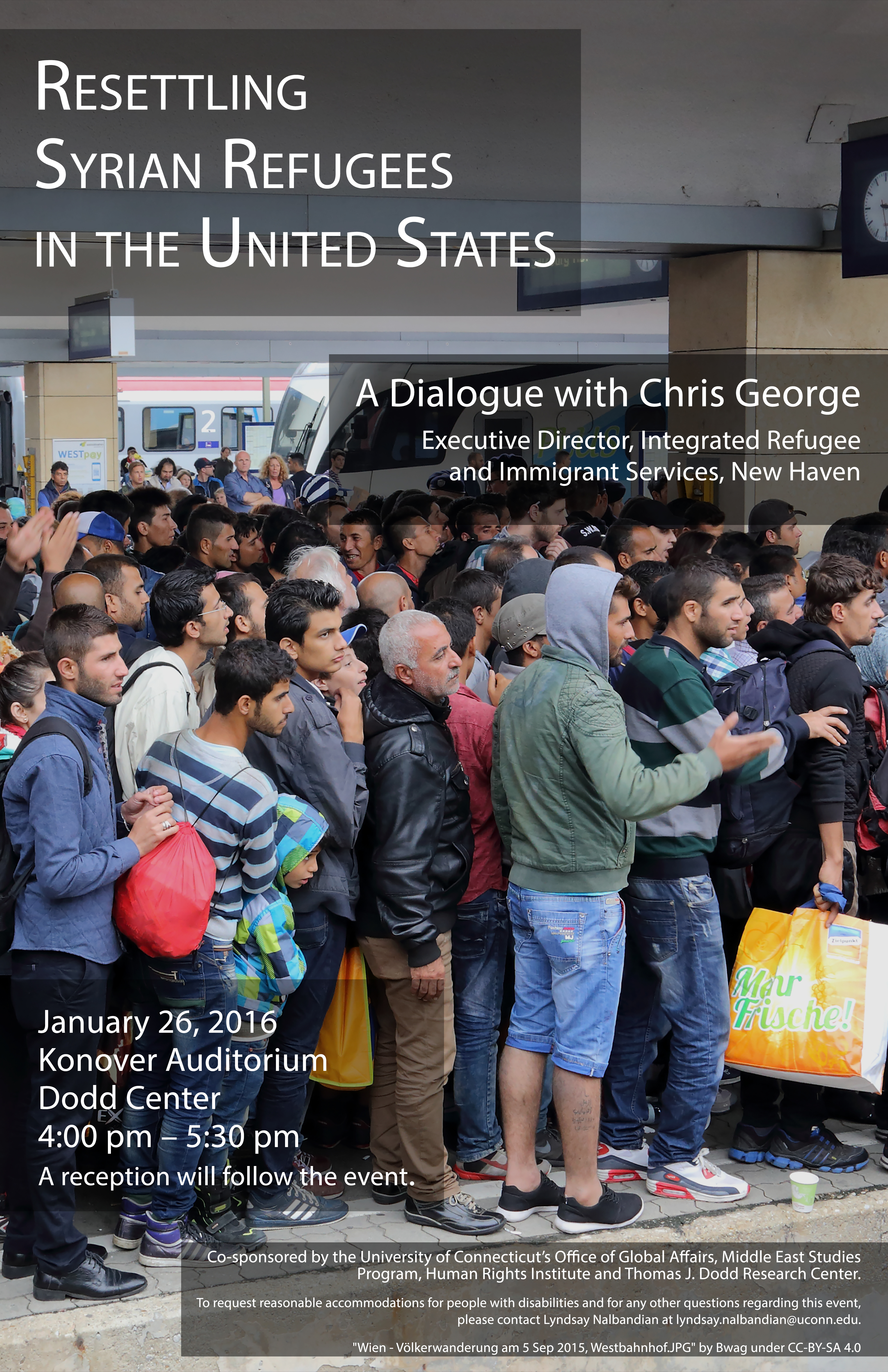 Resettling Syrian Refugees in the US