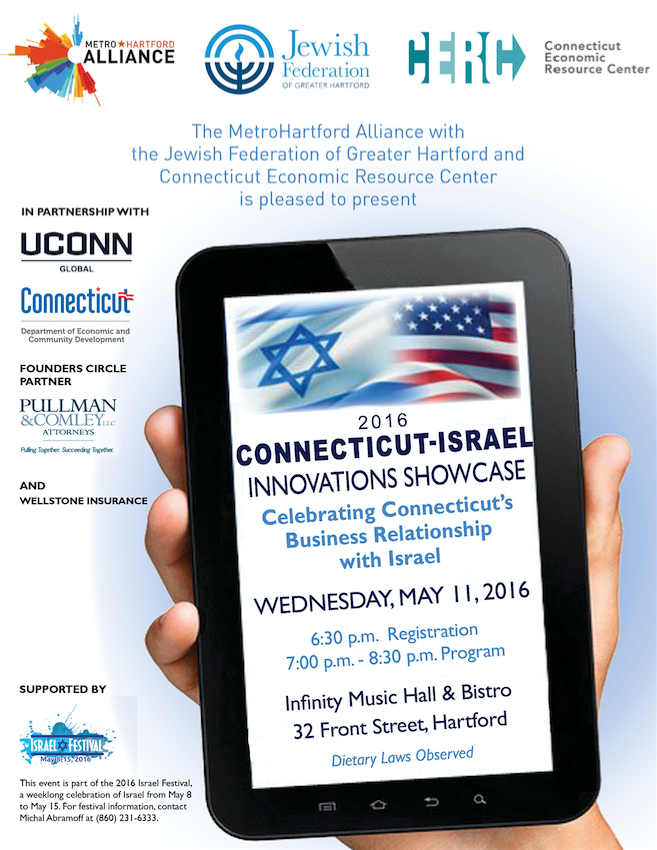 CT Israel Innovation Showcase